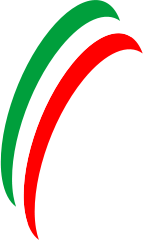 Stripes based on the Italian flag
